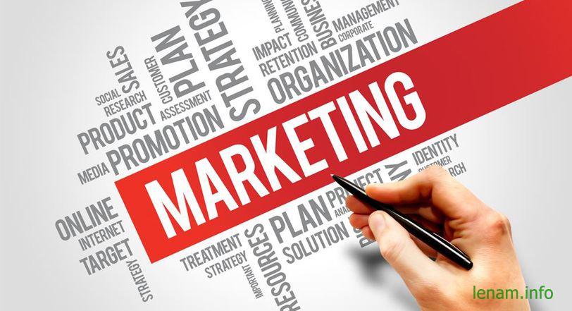 Marketing dự án