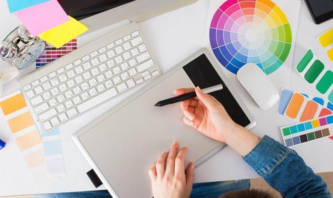 Tuyển chuyên viên thiết kế đồ họa