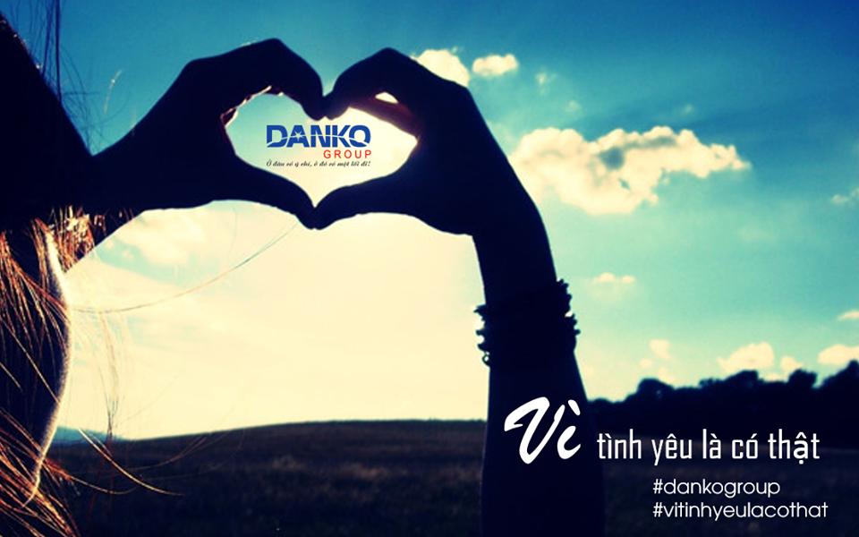 Tổng kết cuộc thi Danko Group – Vì tình yêu là có thật