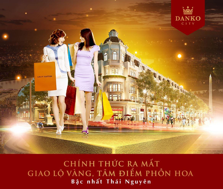 Tiến độ dự án Danko City Thái Nguyên - Ngày 18/3/2021