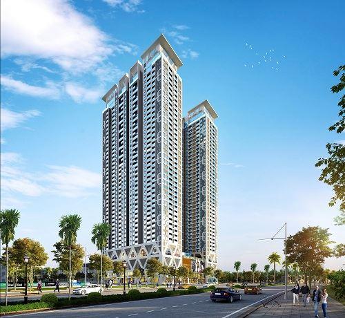 Khu Tây Hà Nội có thêm 900 căn hộ cao cấp