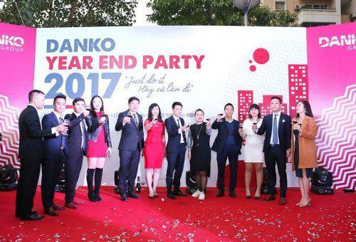Danko Year Party 2017 – Hãy cứ làm đi – Just Do It
