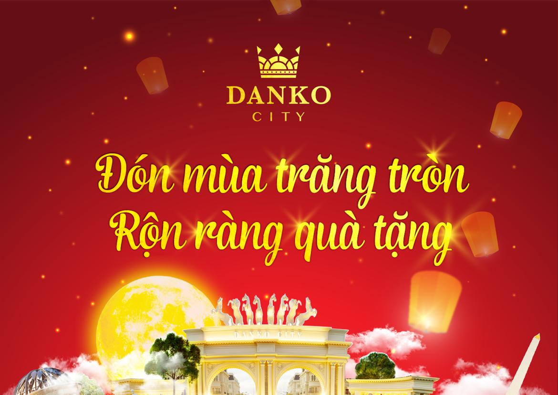 Tiến độ dự án Danko City Thái Nguyên - Ngày 10/9/2021