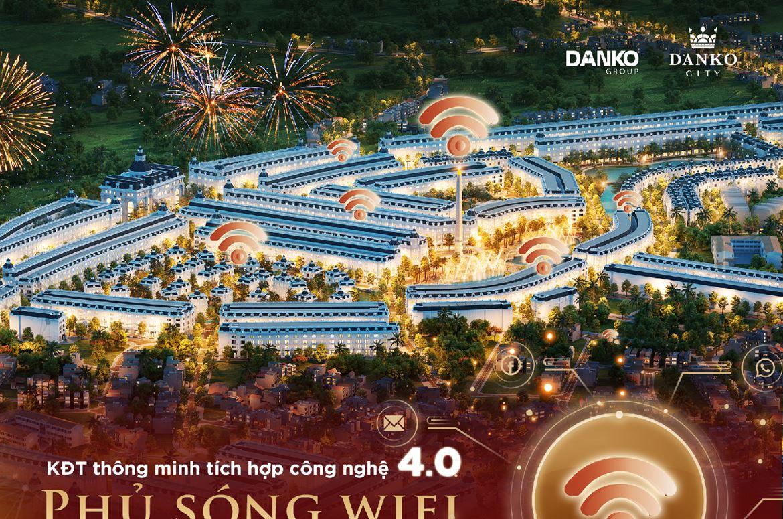 Tiến độ dự án Danko City Thái Nguyên - Ngày 16/7/2020