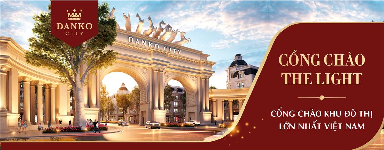 Tiến độ dự án Danko City Thái Nguyên - Ngày 17/4/2020