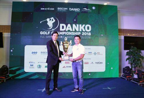 Tổng kết giải Danko Golf Championship 2018