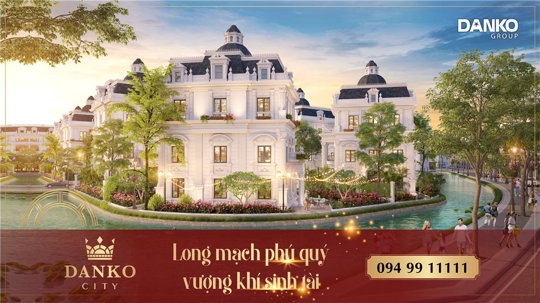 Tiến độ dự án Danko City Thái Nguyên - Ngày 23/3/2020