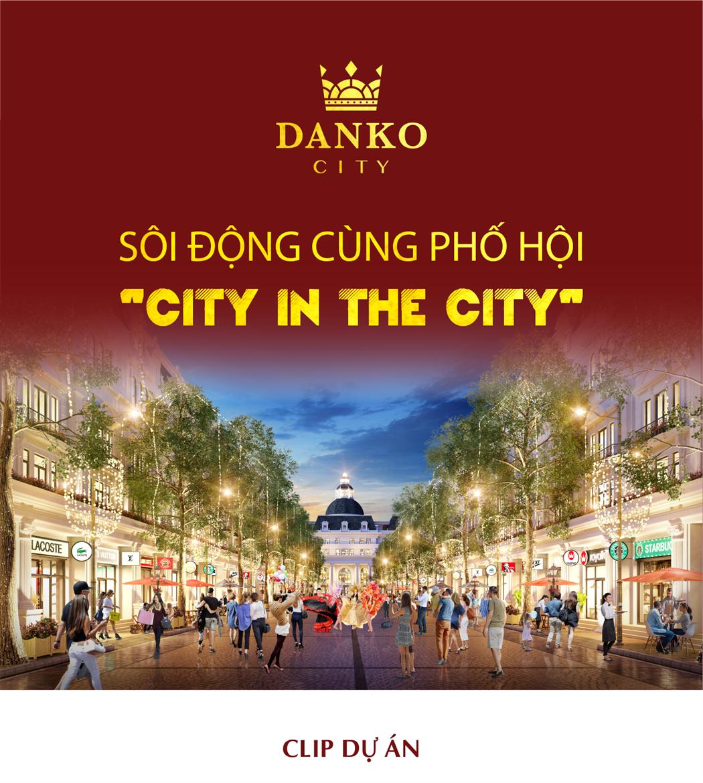 Tiến độ dự án Danko City Thái Nguyên - Ngày 24/9/2021