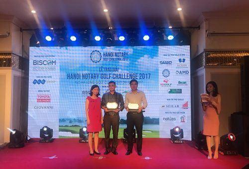 Danko Group đồng hành cùng giải golf đầu tiên được tổ chức tại FLC Hạ Long Bay