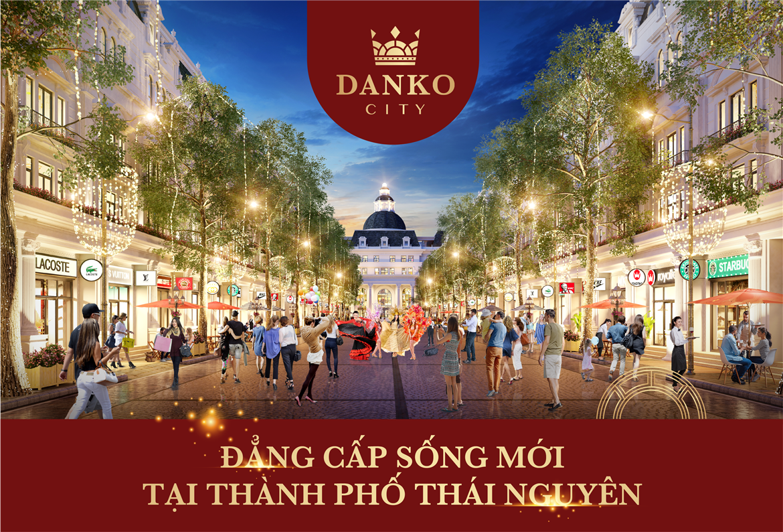 Tiến độ dự án Danko City Thái Nguyên - Ngày 30/3/2020