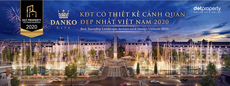 Tiến độ dự án Danko City Thái Nguyên - Ngày 31/7/2020