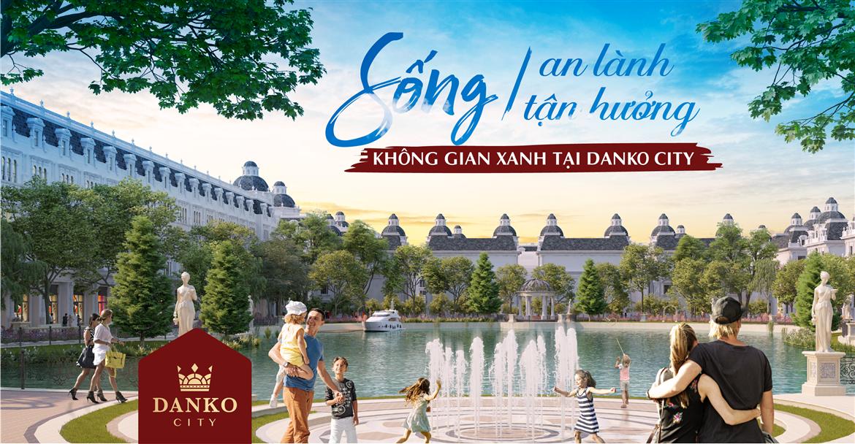 Tiến độ dự án Danko City Thái Nguyên - Ngày 4/6/2020