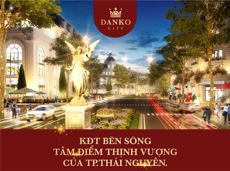 Tiến độ dự án Danko City Thái Nguyên - Ngày 6/4/2020