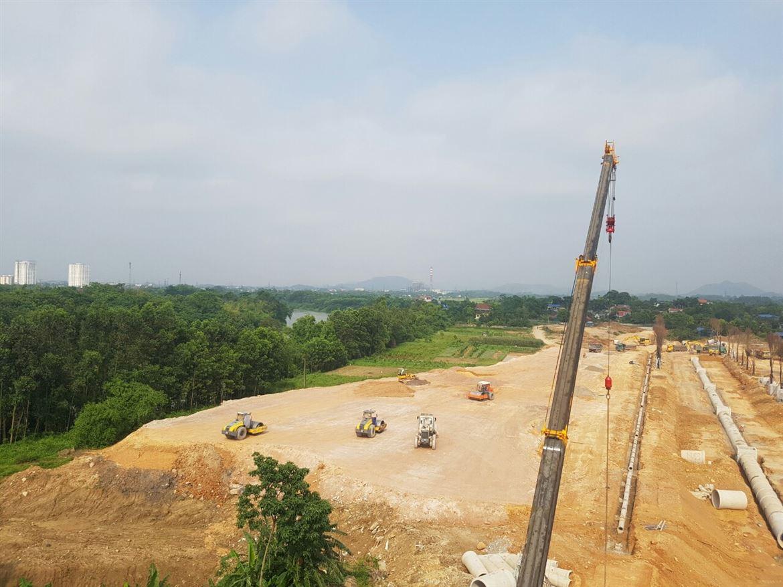 Thái Nguyên: Thành phố hai bên sông Cầu dần hiện hữu