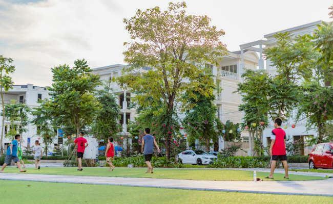 Xu hướng đầu tư đất nền tại Khu đô thị Bách Việt