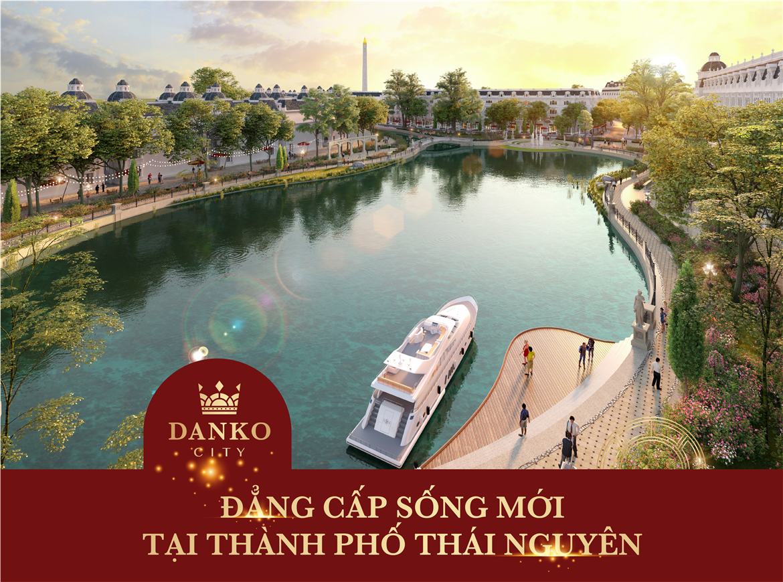 Tiến độ dự án Danko City Thái Nguyên - Ngày 3/4/2020
