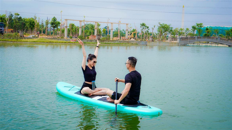 Khu đô thị đáng sống bậc nhất Thái Nguyên với hệ tiêu chuẩn sống 5T