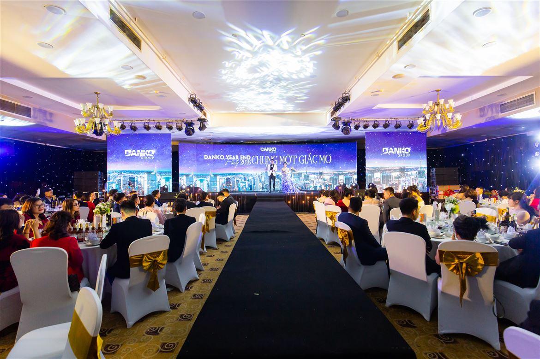 Lễ tổng kết và Vinh danh 6 tháng cuối năm Danko Group - Chung một giấc mơ