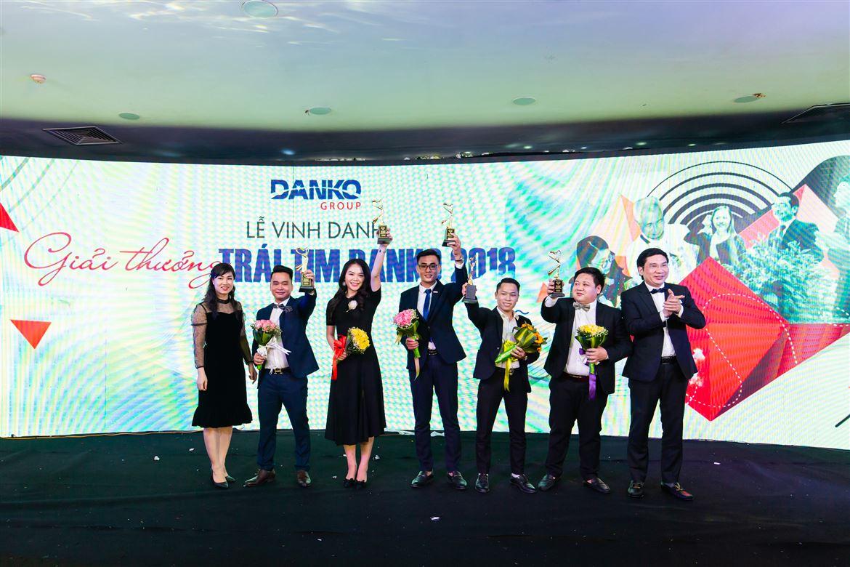 Nhìn lại hành trình truyền cảm hứng của Giải thưởng Trái tim Danko 2018