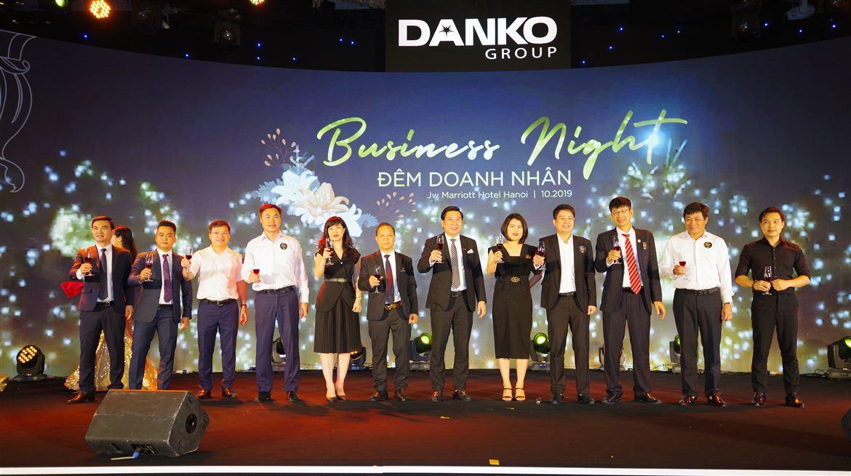 BUSINESS NIGHT - ĐÊM DOANH NHÂN ĐẦY CẢM XÚC CỦA DANKO GROUP