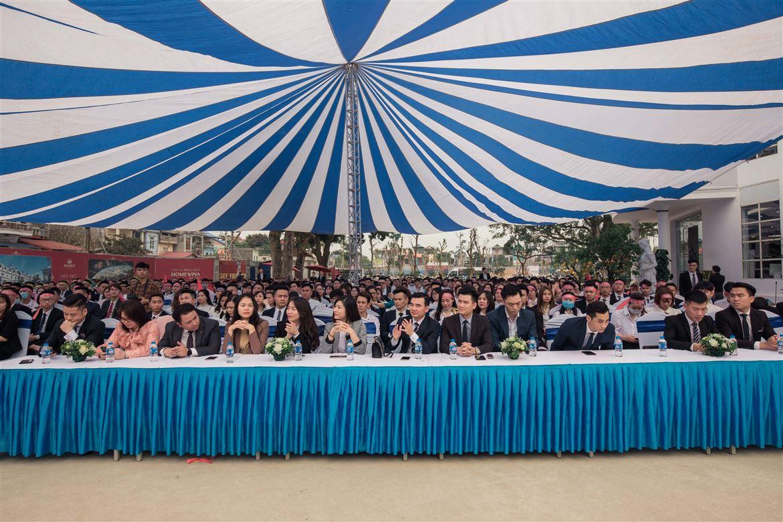 Tưng bừng khí thế trong Lễ kick-off dự án Danko City Thái Nguyên 2021