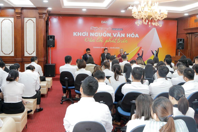 Chuyện công sở 02 - Talkshow Khơi nguồn văn hóa, dẫn lối phát triển