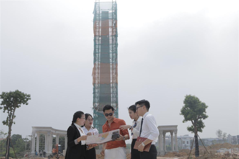 Người Thái Nguyên tự hào về biểu tượng sống mới Danko City
