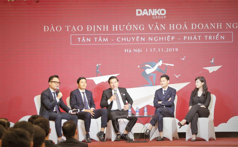 Đào tạo văn hóa doanh nghiệp: Nền tảng xây dựng thương hiệu Tập đoàn