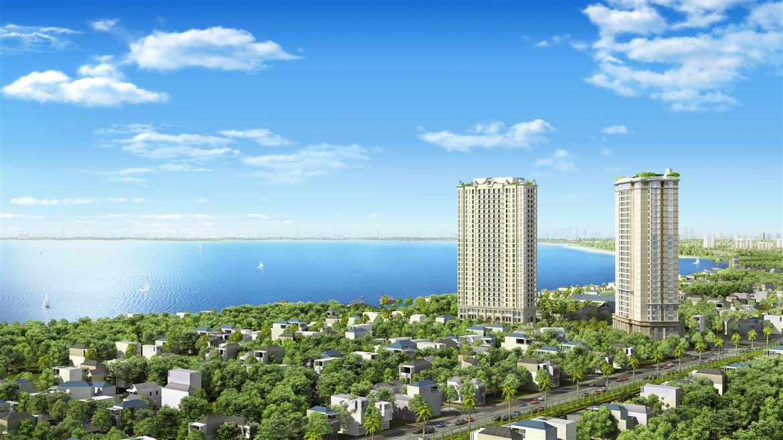 """""""Căn hộ khách sạn"""" ven hồ Tây chỉ từ 1,8 tỷ đồng – cơ hội vàng đầu tư bất động sản cao cấp"""