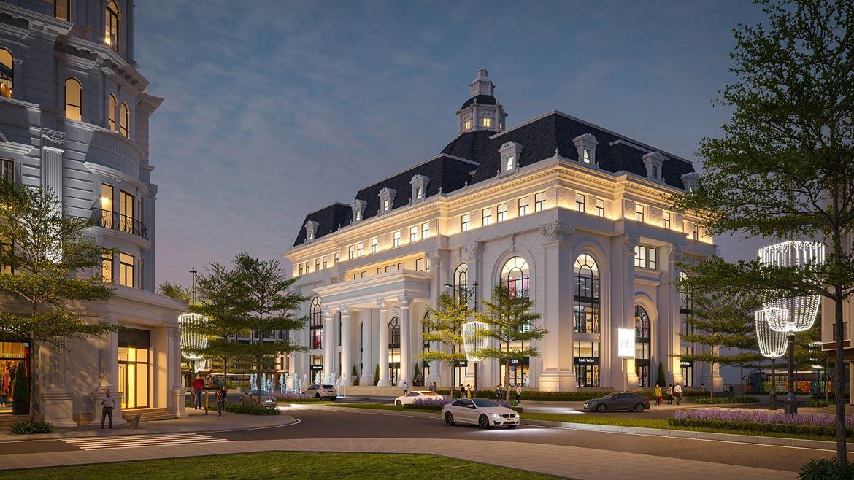 Danko Plaza miễn phí thuê 3 năm mặt bằng Trung tâm thương mại tại Thái Nguyên