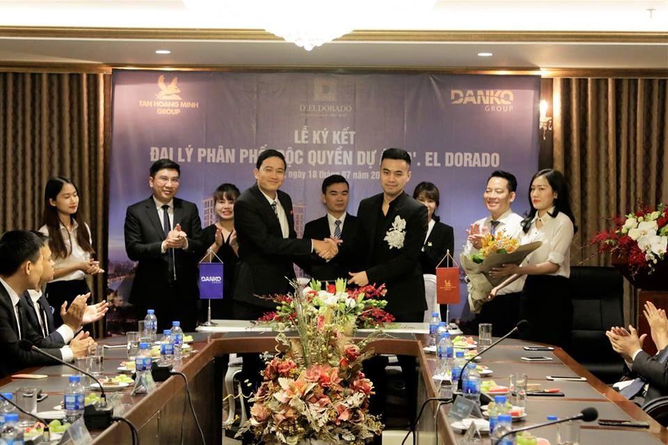 Danko Group phân phối độc quyền dự án dành riêng cho giới trẻ của Tân Hoàng Minh