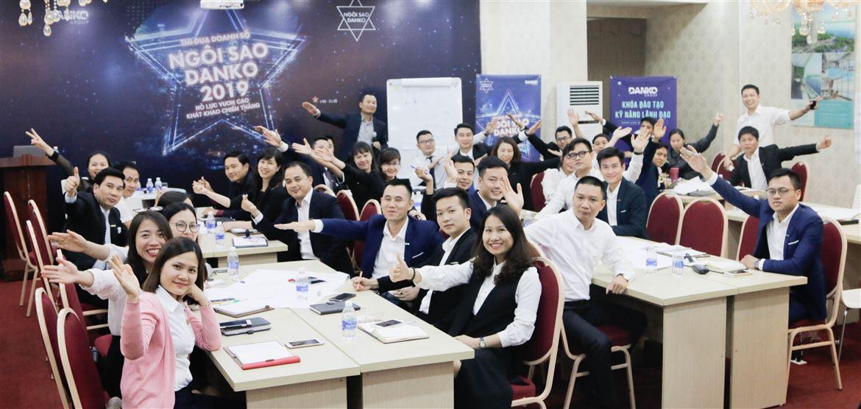 Tổng kết khóa đào tạo kỹ năng lãnh đạo cho quản lý cấp cao