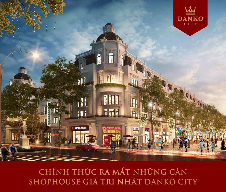 Tiến độ dự án Danko City Thái Nguyên - Ngày 30/3/2021