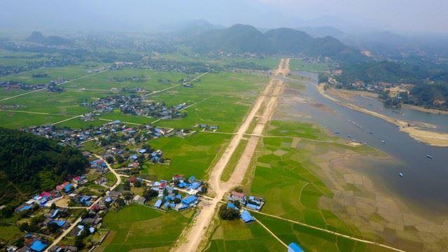 Loạt ông lớn BĐS đổ bộ, Thái Nguyên đang hình thành một cung đường dự án nghìn tỷ