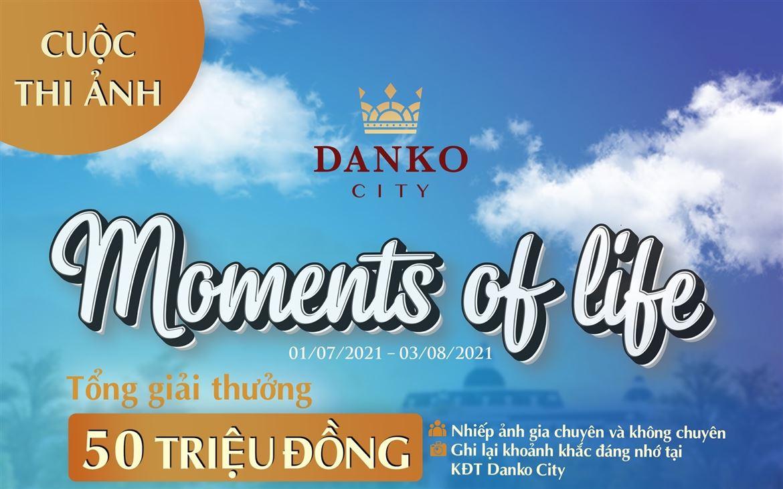 """Cuộc thi ảnh """"Danko City – Moments of Life"""": Sân chơi cho những người yêu nhiếp ảnh"""