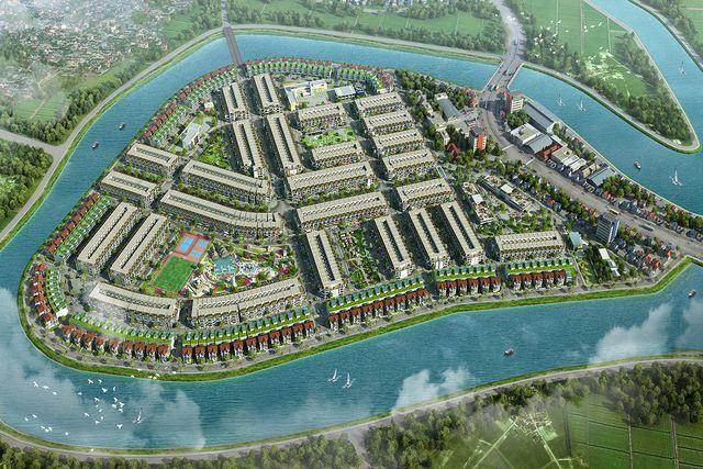 Sở Xây dựng Nghệ An cấp giấy chứng nhận đủ điều kiện huy động vốn cho dự án TNR Stars Diễn Châu