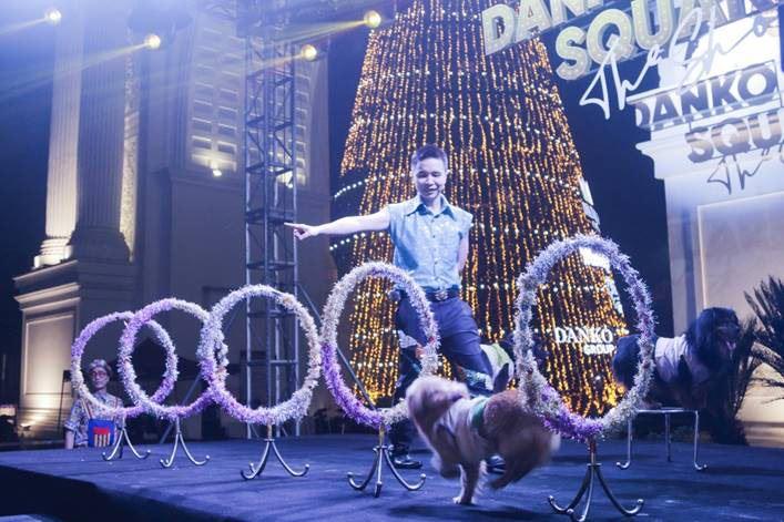 """""""Danko Square – Sắc màu lễ hội Châu Âu"""" rực rỡ chào hè với tinh hoa nghệ thuật xiếc Việt"""