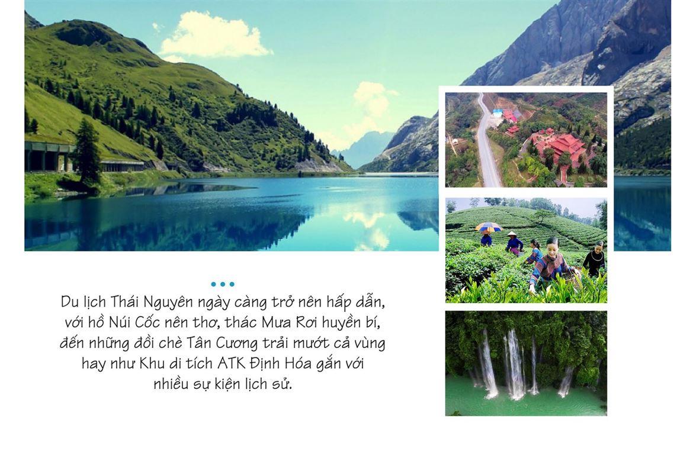 Thái Nguyên - Tiềm năng du lịch tạo đà cho BĐS tăng tốc