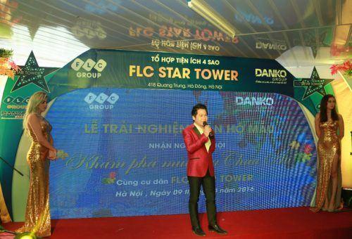 """FLC Star tower """"nhuộm"""" sắc vàng mùa thu Châu Âu"""