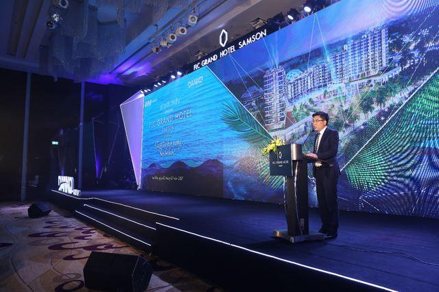 Condotel thứ hai của quần thể FLC Sầm Sơn được giới thiệu sớm tại Hà Nội bởi Danko Group
