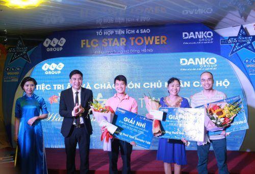 """Gần 700 khách hàng tham dự tiệc tri ân """"FLC Star Tower – Hành trình kiến tạo hạnh phúc"""""""