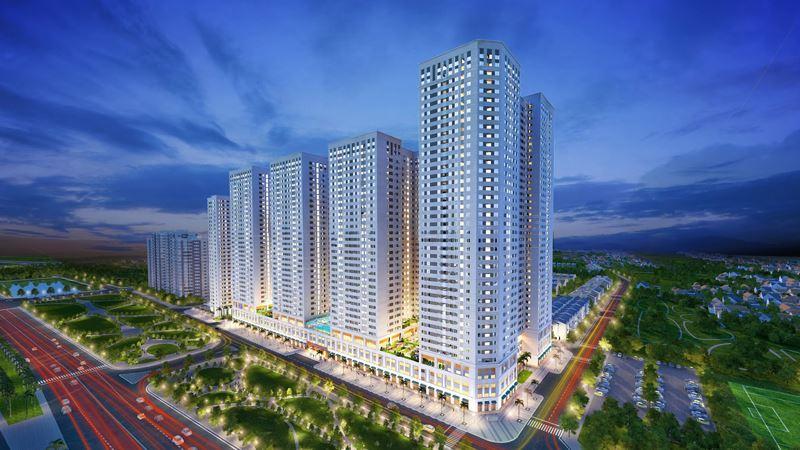Ưu thế nổi bật của bất động sản phía Đông Bắc Hà Nội
