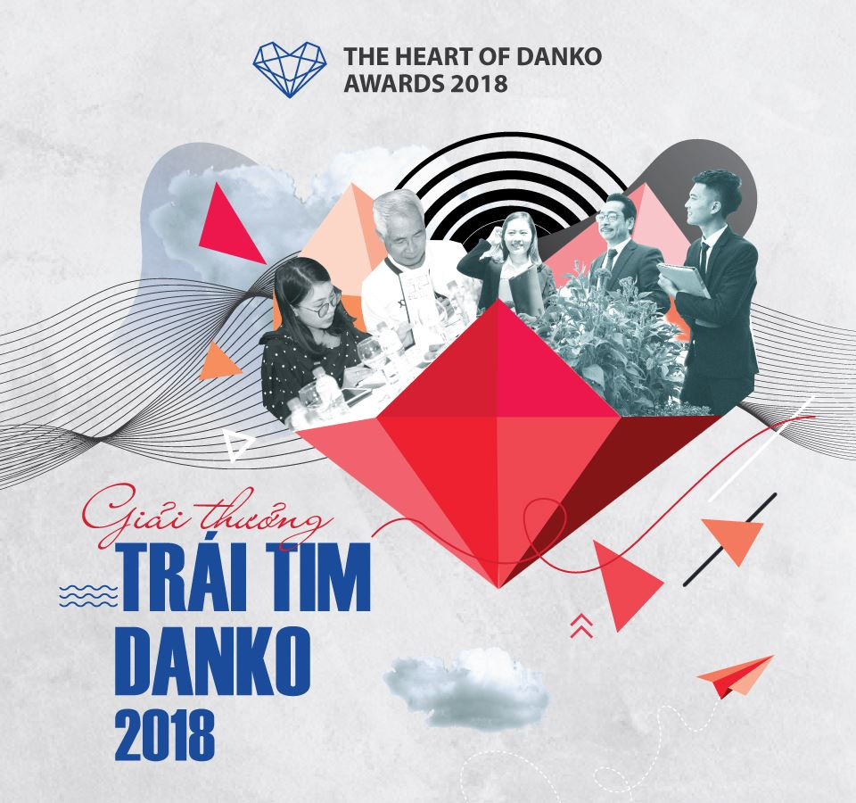 PHÁT ĐỘNG GIẢI THƯỞNG TRÁI TIM DANKO - THE HEART OF DANKO AWARDS