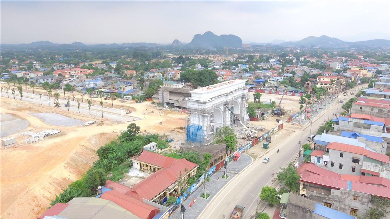 Thái Nguyên: Thêm gần 58,5 nghìn m2 đất được giao cho Tập đoàn DANKO