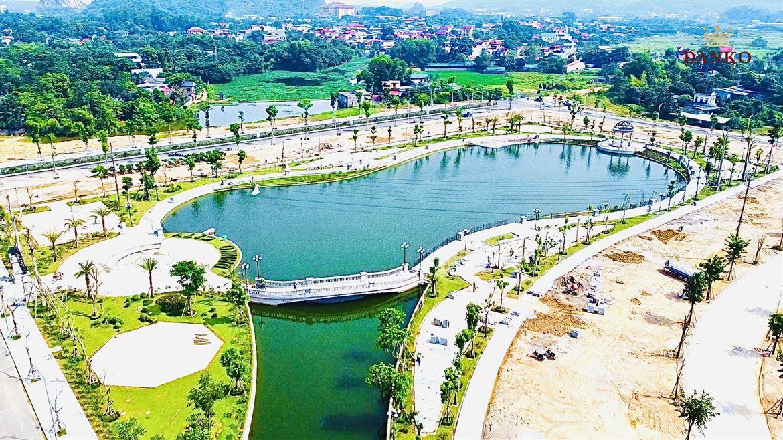 Danko City – Khu đô thị xanh hoàn chỉnh giữa lòng thành phố