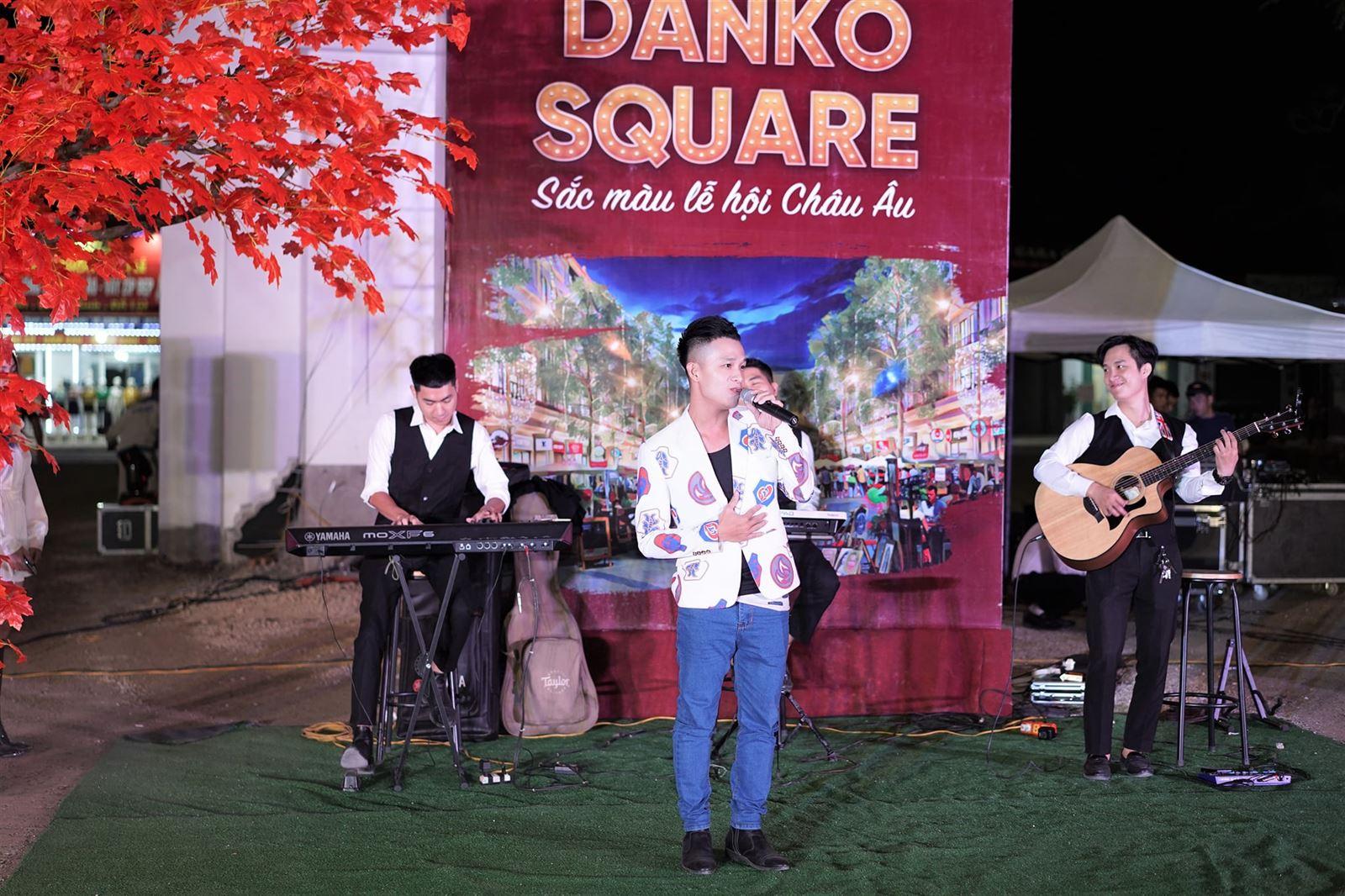 Danko Square - Sắc màu lễ hội châu Âu - Ngày 17/10/2020