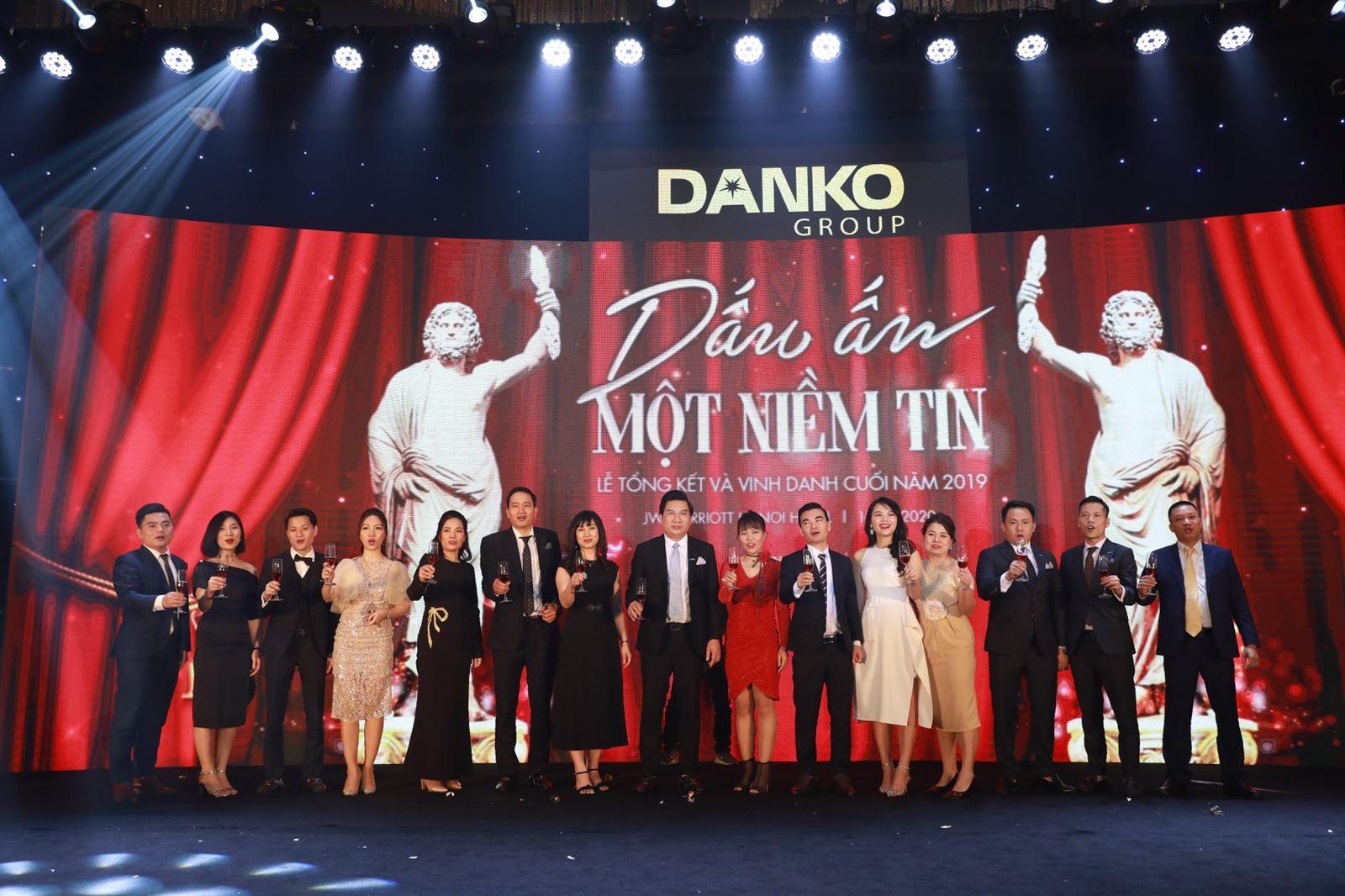 DẤU ẤN MỘT NIỀM TIN - GALA DANKO YEAR-END PARTY 2019