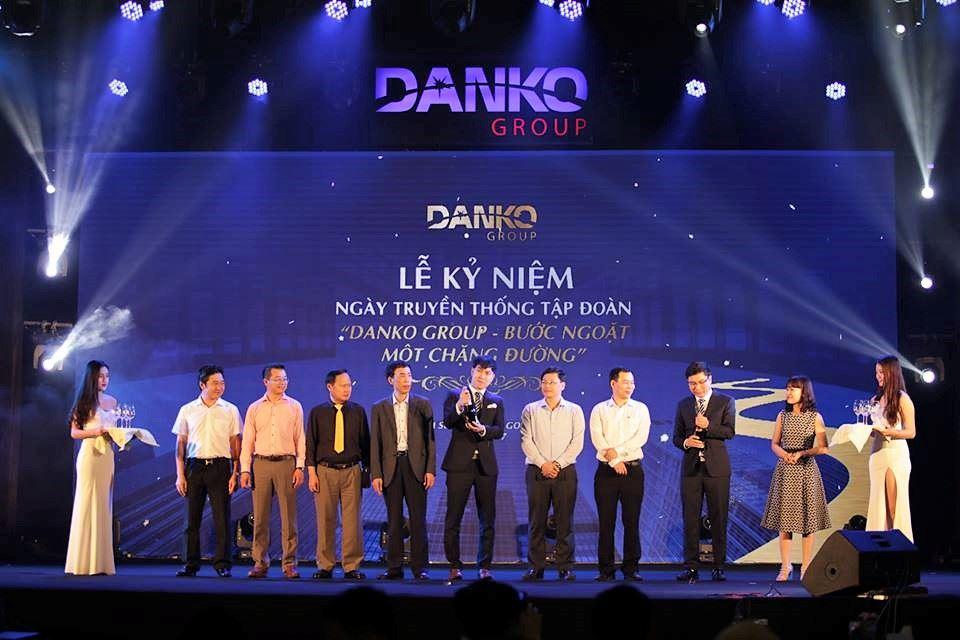 Danko Group - Bước ngoặt một chặng đường