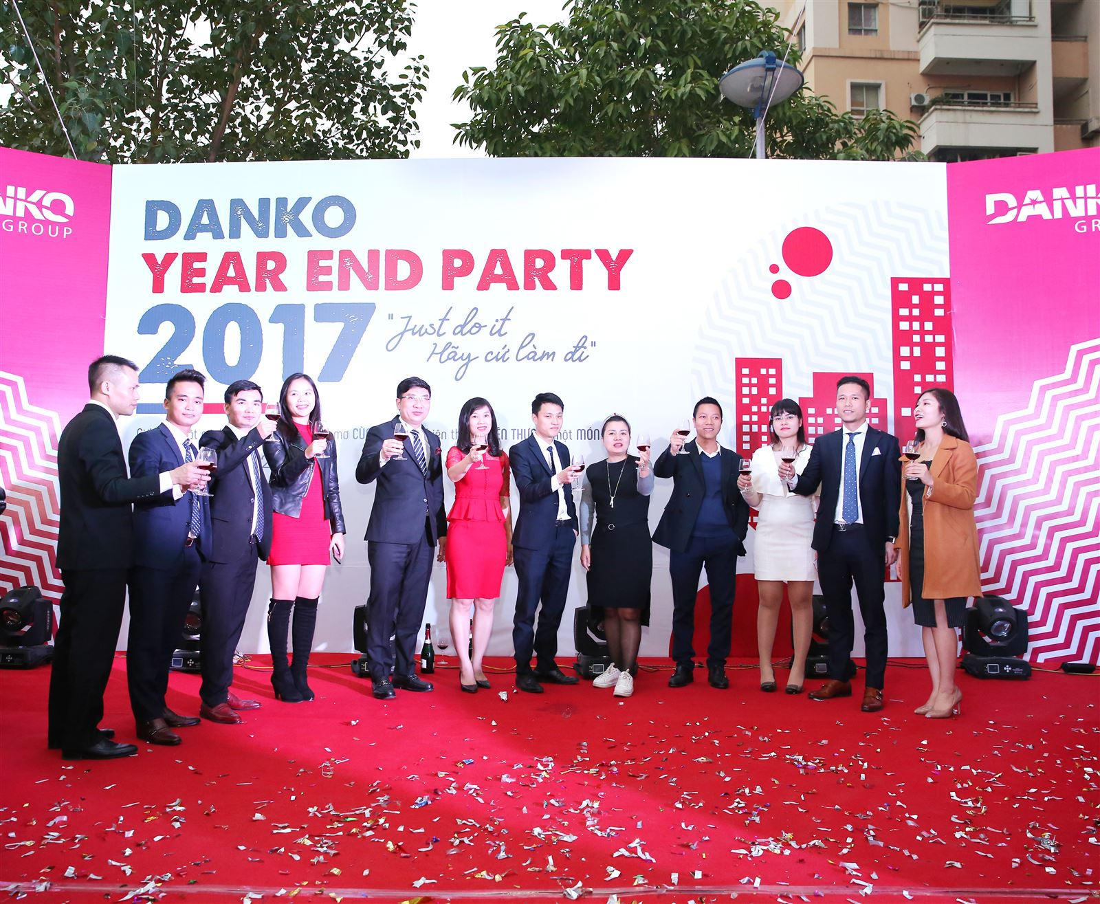 Danko Year End Party