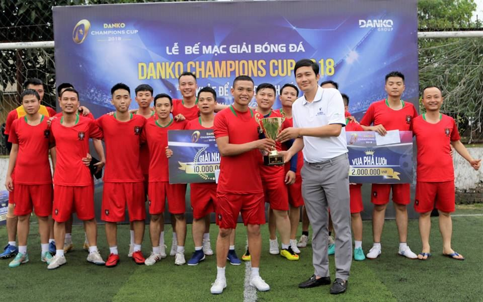 Danko Champions Cup 2018